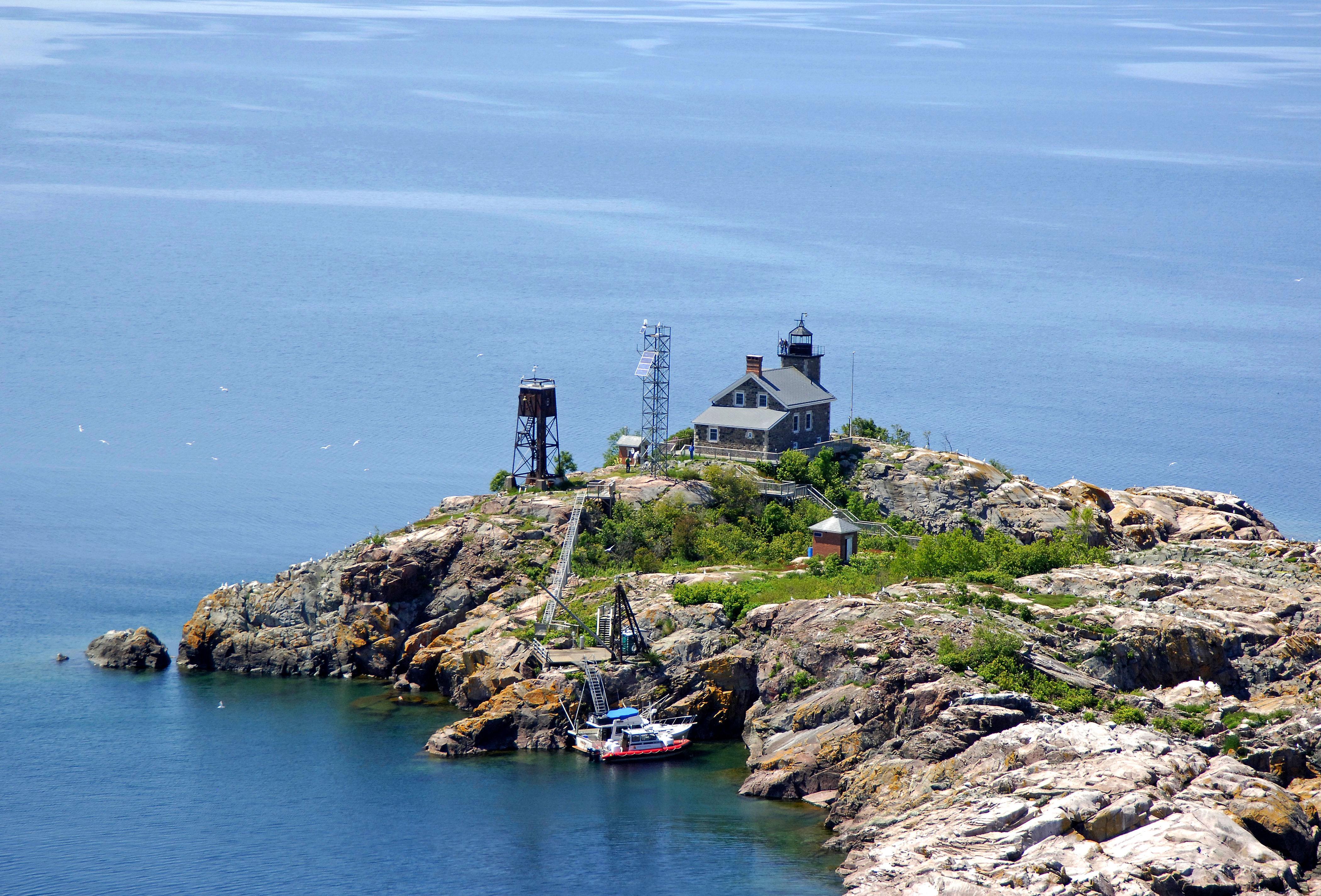 NASA: Tiny Michigan Island picked to measure Earth's Radiation